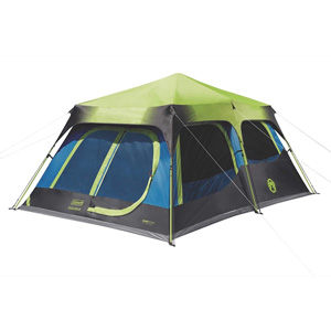 Coleman Cabin Tent with Instant Setup - 10 Person