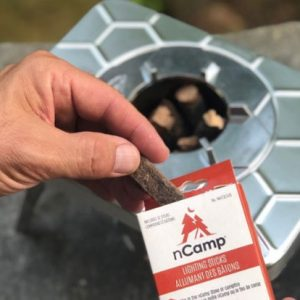 Compact Fire Starters