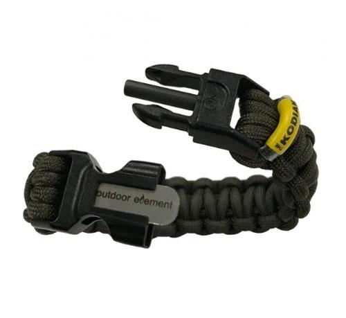 Fire Starter Paracord Bracelet