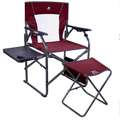 GCI Outdoor 3-Position Reclining Director's Chair