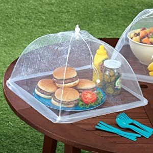 Pop Up Camping Food Cover