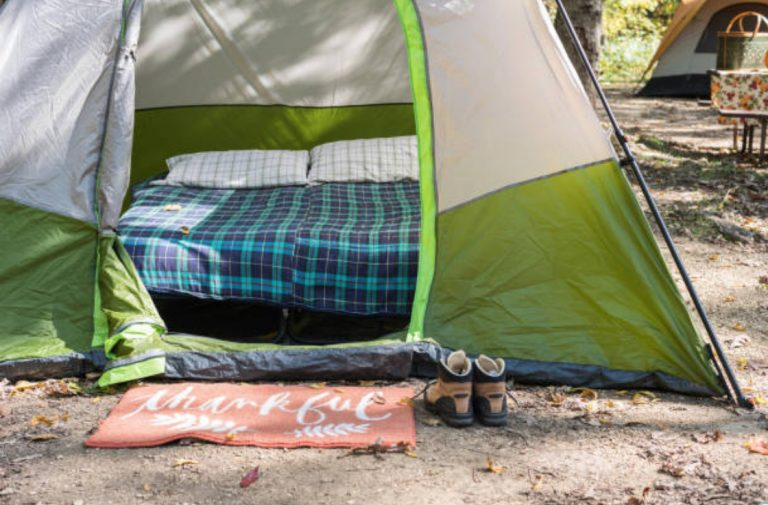 Should you camp with a mattress or cot