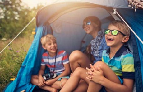 Camping with Kids – A Survival Guide