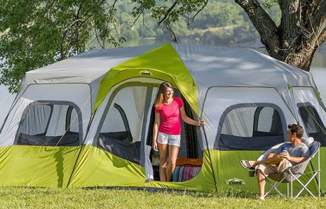 The Differences Between The Core Family Tents